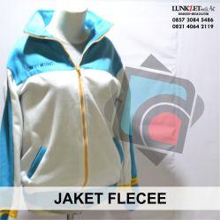Jaket berbahan dasar fleece pantas digunakan pada semua musim dan cocok untuk komunitas