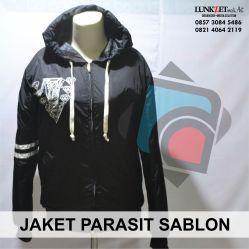 Jaket berbahan dasar parasit pantas digunakan pada semua musim dan cocok untuk pecinta gunung