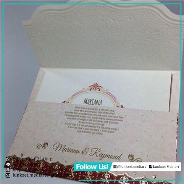 Undangan Blanko oleh www.lunkzet.com